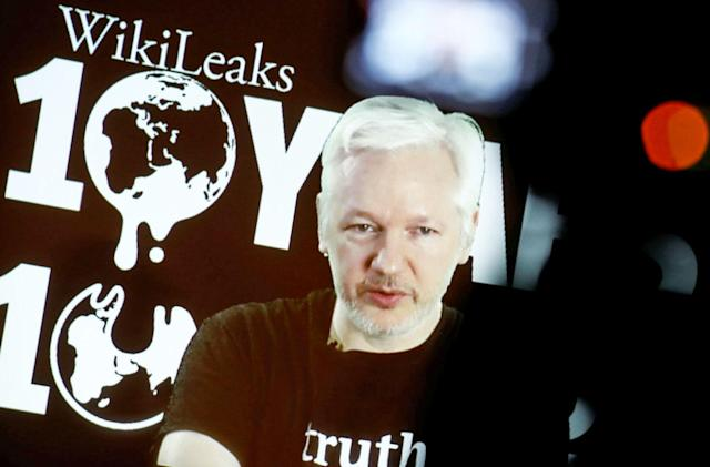 Ecuador cut Assange's internet with a little push from the US