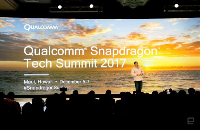 Why Qualcomm's Tech Summit this week mattered