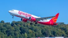 Boeing Delivers SpiceJet's First 737 MAX Airplane