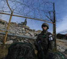 N. Korea blows up frontline bunkers