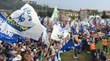 Lega, niente raduno a Pontida: colpa del Covid