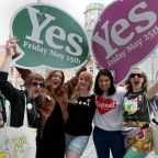 Ireland set to repeal abortion ban by a landslide