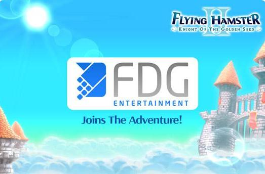 Flying Hamster 2 ditches crowdfunding, partners with new publisher