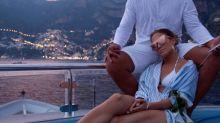 Jennifer López y Álex Rodríguez como dos adolescentes enamorados en Italia; mira sus fotos más románticas