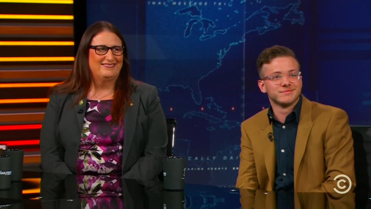 Transgender Daily Show