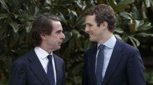 El libro de Rajoy demuestra que no pintaba nada en el PP de Aznar y Casado