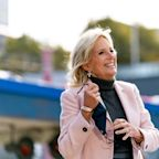 Fact check: Jill Biden didn't comment on Hunter Biden's laptop, as viral post claims