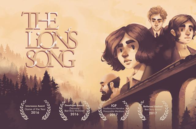 Acclaimed indie game 'The Lion's Song' is heading to Nintendo Switch