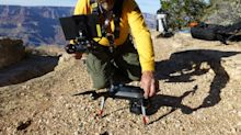 Drones used for first time in major search at Grand Canyon