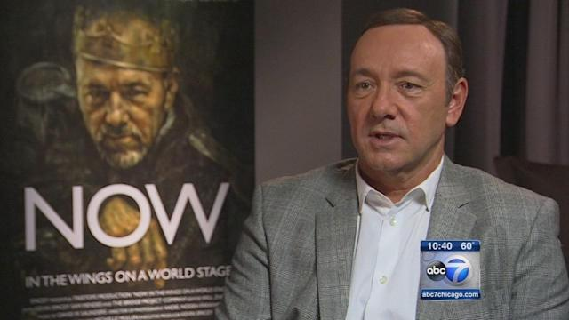 Kevin Spacey's Shakespeare tour documentary