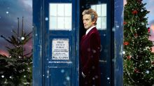 First look at Doctor Who Christmas Special!