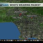 Survey Finds Which SoCal Areas Are Best At Wearing Masks