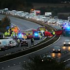 British couple from High Wycombe named as pensioners who died after driving caravan wrong way down motorway