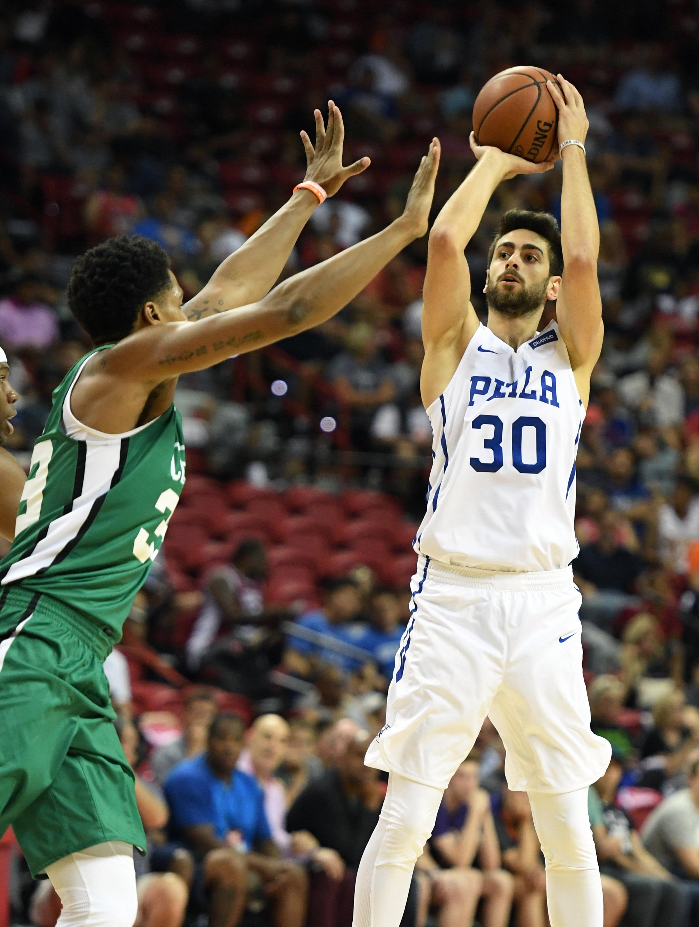 76ers Player Puts Up 40 Points On 18 Shots In Summer League