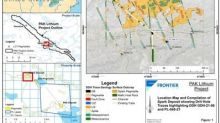 Frontier Intersects Over 340 Metres of Pegmatite Averaging 1.68% Li2O at the Spark Pegmatite