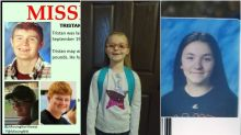 Gem County Sheriff's Office searching for 3 missing children. Two were last seen in 2020