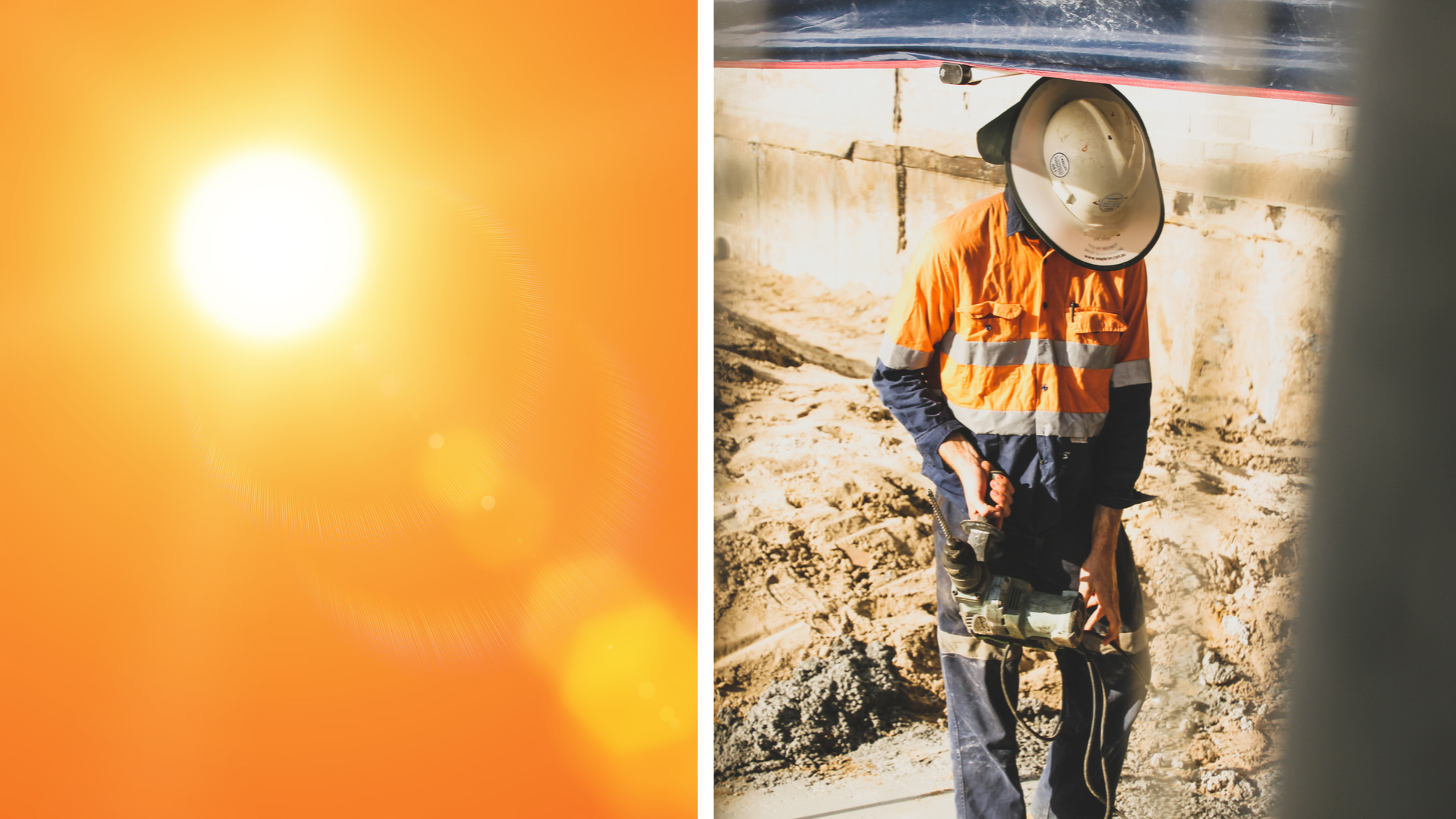 Tradies to walk off the job when mercury hits 28C under divisive policy