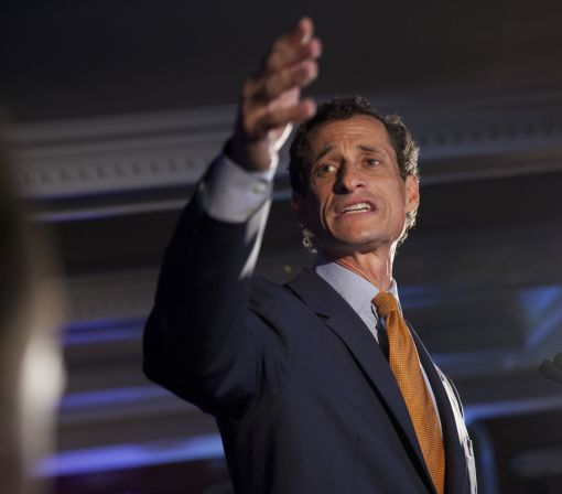 Weiner: I'd beat Trump Jr. like 'rented mule' in mayoral run