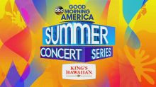 Good Morning America's 2016 Summer Concert Series Lineup