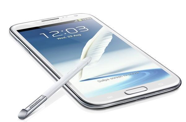 Samsung Galaxy Note II coming to the US 'later in 2012'
