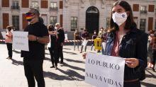 Face à la recrudescence des cas de Covid-19, l'Espagne boucle la ville de Madrid