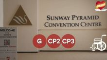 Sunway Pyramid Convention Centre to become nation's first private Covid-19 immunisation centre