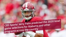 CBS Sports predicts Alabama's 2020 bowl game