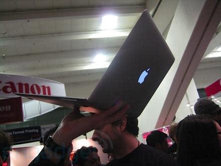 Video: MacBook Air hands-on