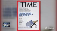 Time magazine takes aim at Facebook, but the stock doesn'...