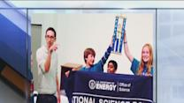 Science Bowl Winners Fighting Trip to D.C.