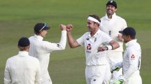 Broad bowls England toward Test series win