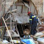 Lebanon president rejects global probe into port blast