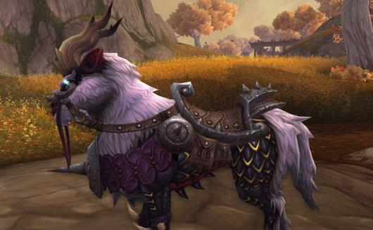 World of Warcraft releases a new member of the sparklepony family