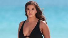 Ashley Graham's unretouched swimsuit campaign is a game changer