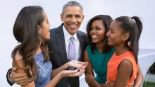 What Obama, an Oscar winner and astronauts are thankful for on Thanksgiving