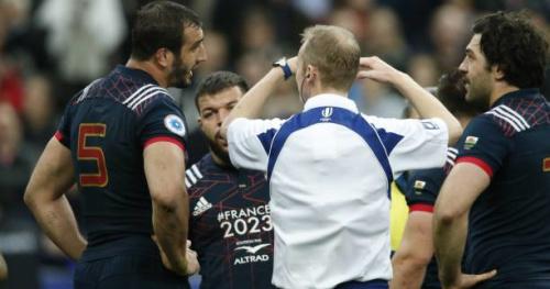 Rugby - Tournoi - Pourquoi Wayne Barnes, l'arbitre de France-pays de Galles, n'a pas accordé d'essai de pénalité
