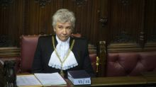 Sarah Clarke becomes first female 'Black Rod' in UK parliament