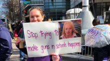 All the best protest signs from the March For Our Lives