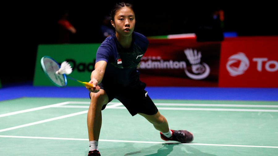 Former world champ ends Yeo Jia Min's stirring run