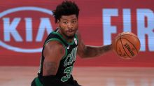 NBA Twitter explodes with reaction to Marcus Smart's epic Game 7 block for Celtics