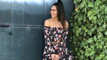 Nos hemos enamorado de este vestido de Cristina Pedroche