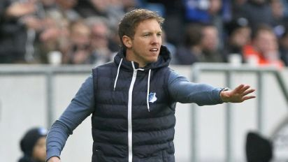 Loew sees Nagelsmann as possible Germany successor
