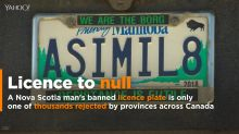 Tell us: Do you think Grabher should be able to keep his licence plate?