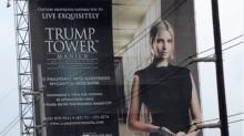 Ivanka Trump Billboard Promoting Jewelry Line Abroad Isn't What You Think