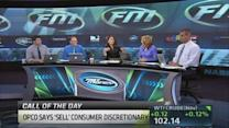 Time to sell consumer discretionary?