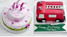 Waitrose comes under fire for selling 'sexist' children's cakes