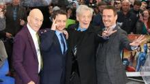 James McAvoy and Michael Fassbender Give Elder 'X-Men' Co-Stars Bromantic Run for Their Money