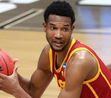 USC's Evan Mobley declares for NBA draft in unique way