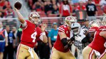 9-36. Los 49ers arrollan a los Giants, a pesar de sufrir bajas importantes