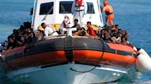 Situation on Italian island of Lampedusa 'explosive' after 2,000 migrants arrive in 24 hours
